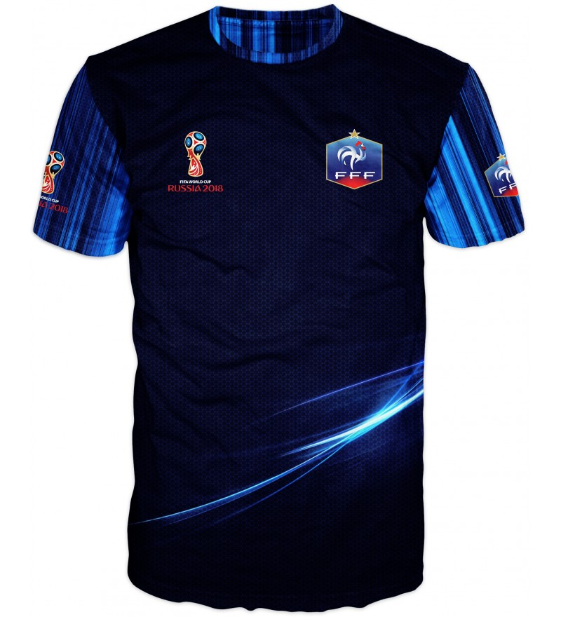 Teниска FIFA World Cup 2018 France #6304