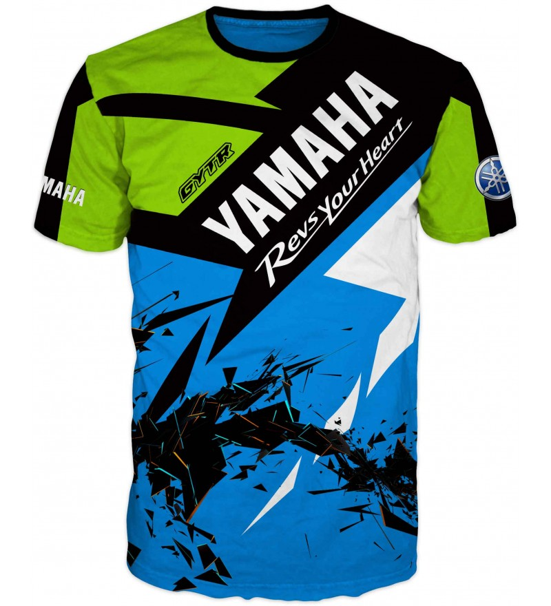 Teниска Yamaha Racing #4049
